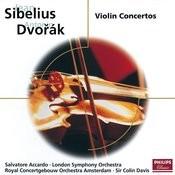 Dvorak/Sibelius: Violin Concertos Songs