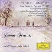 Tchaikovsky: Flute Concerto, Lensky Aria Etc. Songs