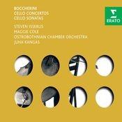 Boccherini: Cello Concertos Songs
