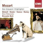 Mozart: Don Giovanni (Highlights) Songs