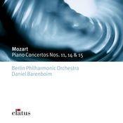 Mozart : Piano Concertos Nos 11, 14 & 15 Songs