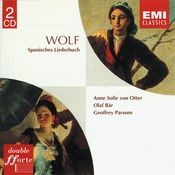 Wolf: Spanisches Liederbuch Songs