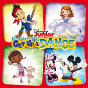 Disney Junior Get Up and Dance Songs