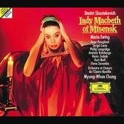 Shostakovich: Lady Macbeth Of Mtsensk District (2 Cds) Songs