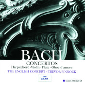J.S. Bach: Concertos for solo instruments Songs