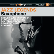 Jazz Legends: Saxophone Songs
