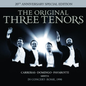 Carreras Domingo Pavarotti in Concert Songs
