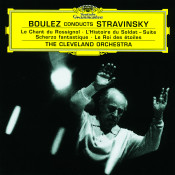 Stravinsky: Le Chant du Rossignol; L'Histoire du Soldat Suite Songs