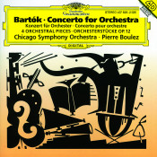 Bartok Concerto For Orchestra Orchestral Pieces Op 12 Songs