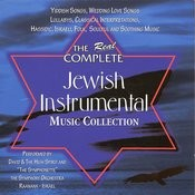 The Real Complete Jewish Instrumental Music Collection Songs