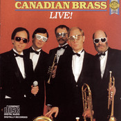 Canadian Brass Live! Songs