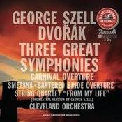 Dvorák & Smetana: Orchestral Works Songs