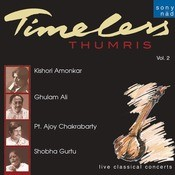 Timeless Thumris - Vol. 2 Songs
