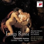 Rossi: Canzonette Amorosi Songs
