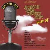 Best Of Acoustic Song Contest 2004 Songs