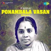 P Leela - Ponambala Vasan Songs