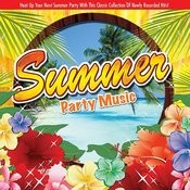 Summer Party Music Songs