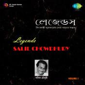 Legends Salil Chowdhury Volume 1 Songs