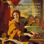 Scarlatti: The Cecilian Vespers Songs