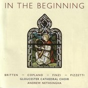 In The Beginning - Choral Masterpieces of the 1940's Songs