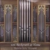 Von Beckerath At Home - Organ Solos Songs