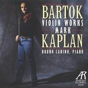 Bartok: Violin Works Songs