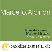 Alessandro Marcello, Oboe Concerto In D Minor Songs