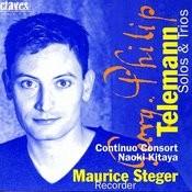Telemann: Solos & Trio Sonatas For Recorder Songs
