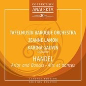 Handel: Arias And Dances, Extraits De Agrippina Et Alcina Songs