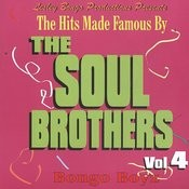 Lesley Bongo Productions Presents Hits Made Famous By Soul Brothers Vol. 4 Songs