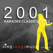 2001 Karaoke Classics Volume 2 Songs