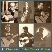 Pioneers Of The Classic Guitar, Volume 1 - Records 1944 Songs