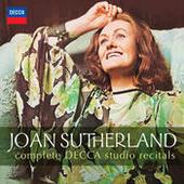 Joan Sutherland - Complete Decca Studio Recitals Songs