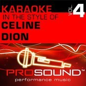 That's The Way It Is (Karaoke Lead Vocal Demo)[In The Style Of Celine Dion] Song
