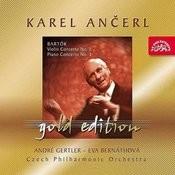 Ancerl Gold Edition 22 Bartok: Violin Concerto No. 2, Piano Concerto No. 3 Songs