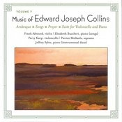 Music Of Edward Collins, Vol. V Songs