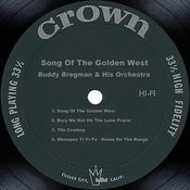 Song Of The Golden West Songs