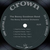 The Benny Goodman Band Songs