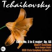 Tchaikovsky: Suite No. 3 In G Major, Op. 55 Songs