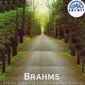 Brahms: String Quartets Songs