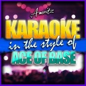 Karaoke - Ace Of Base Songs
