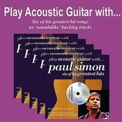 Play Acoustic Guitar With Paul Simon Songs