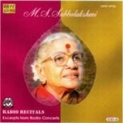 M S S Radio Recitals Vol 3 Songs