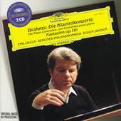 Brahms: The Piano Concertos; Fantasias Op.116 (2 CDs) Songs
