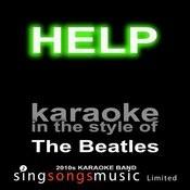 Help (Originally Performed By The Beatles) [Karaoke Audio Version] Song