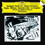 Honegger: Prelude; Pastorale d'été. Poème symphonique; Horace victorieux Songs