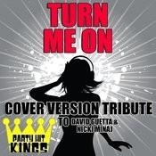 Turn Me On (Cover Version Tribute To David Guetta & Nicki Minaj) Songs