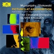 Mussorgsky (transc.: Stokowski): Pictures at an Exhibition/Boris Godounov Synthesis etc Songs