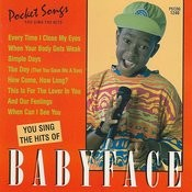 The Hits Of Babyface Songs