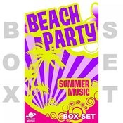 Beach Party: Summer Music Box Set Songs